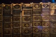 books, vintage, old