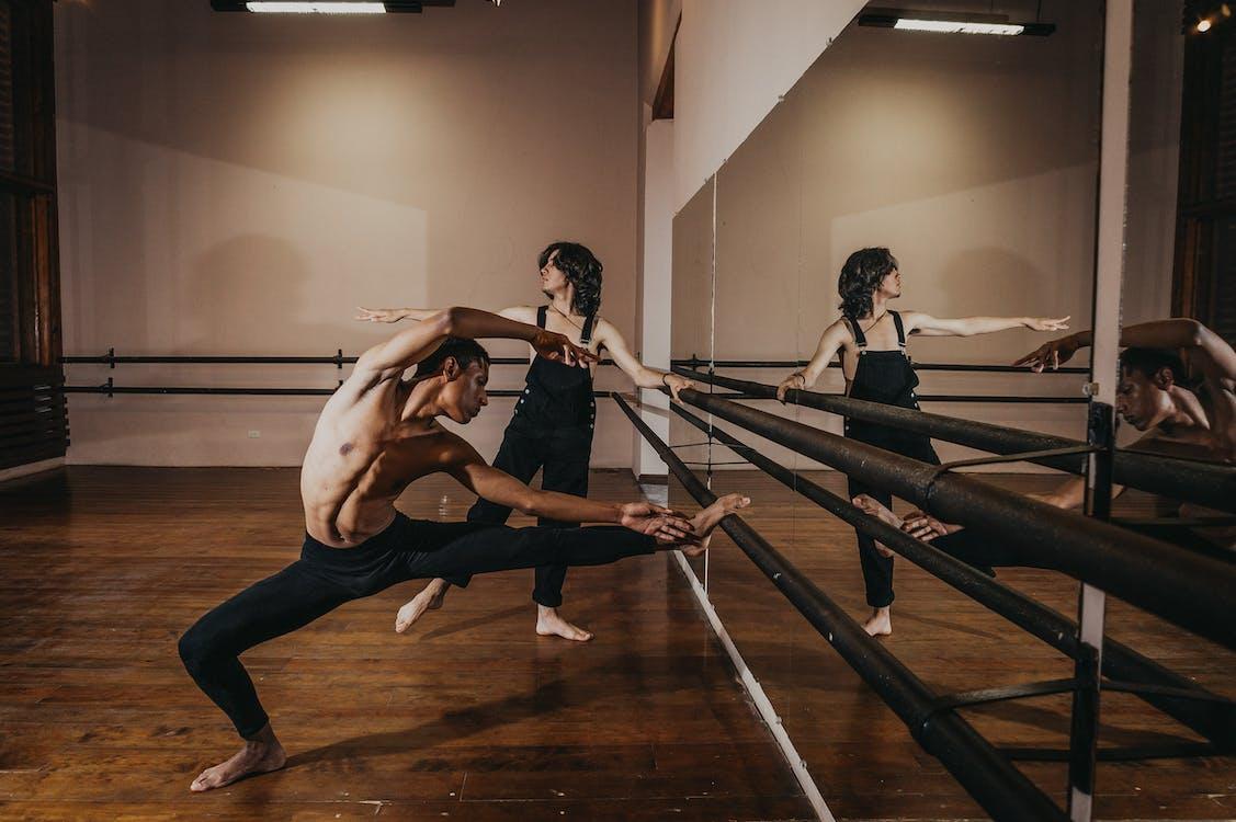댄스 룸, 댄스 스튜디오, 발레