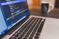 notebook, macbook, technology