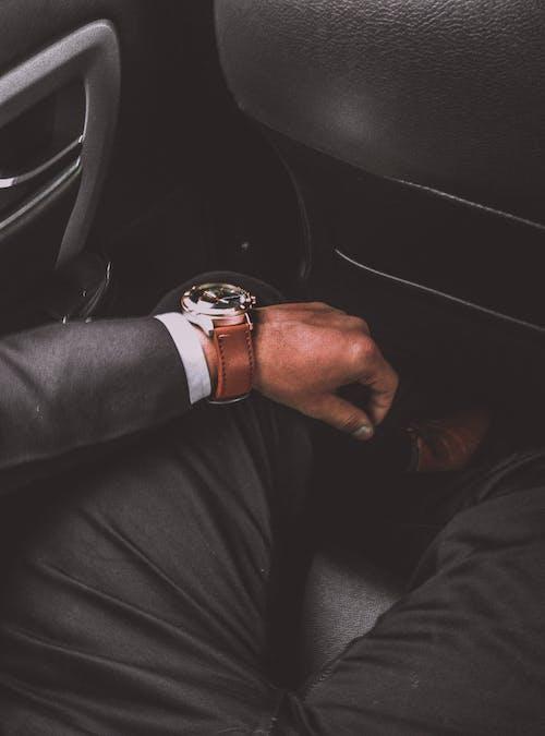 Free stock photo of 20-25 years old man, black car, bumper car, car interior