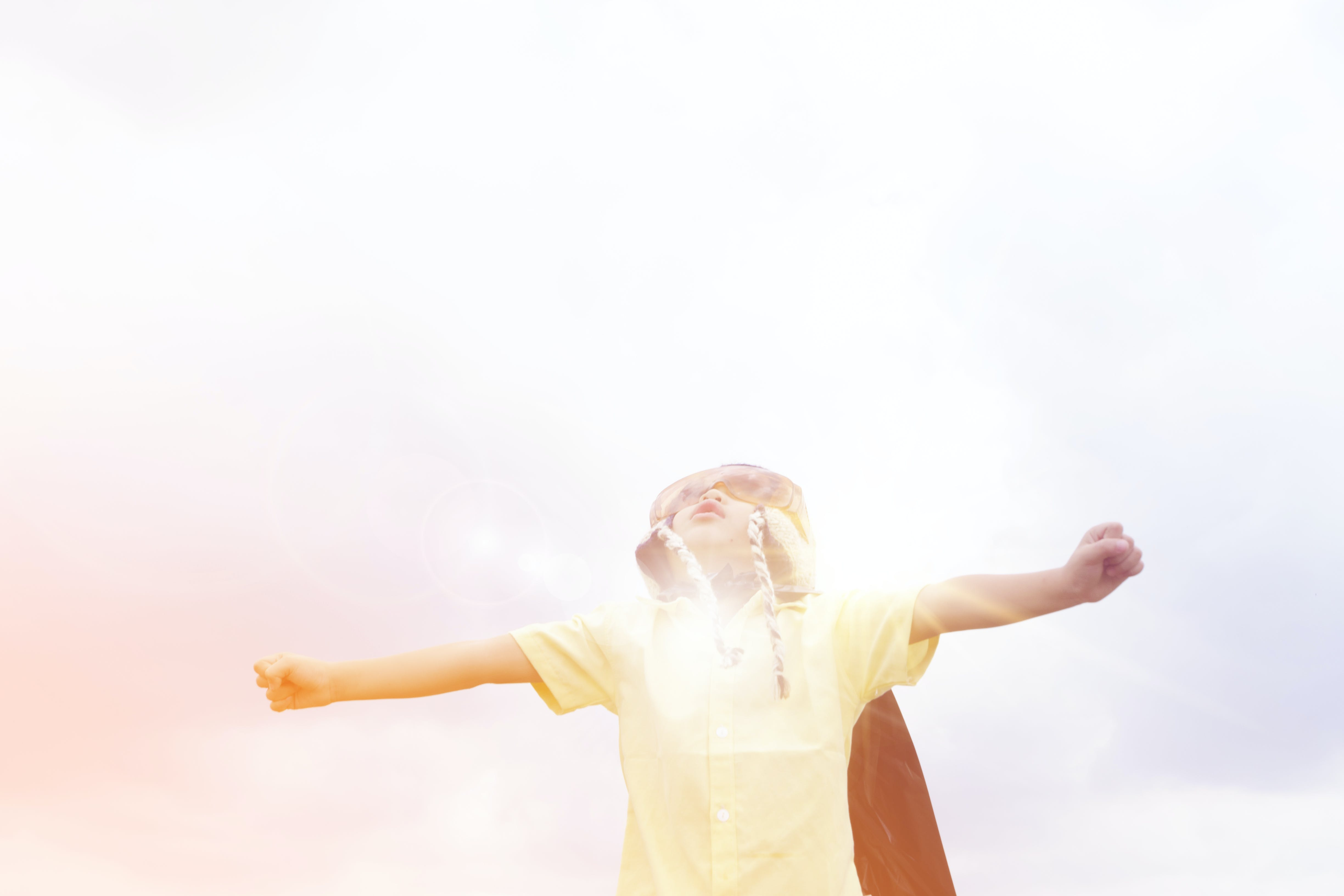 Free stock photo of sky, person, flying, holiday