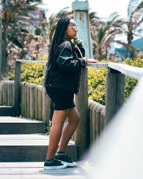 Безкоштовне стокове фото на тему «Африканський, африканські дівчата, афро-американських дівчина, вродлива дівчина»