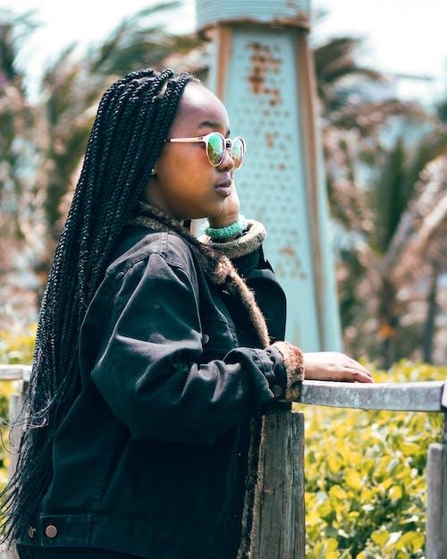 Безкоштовне стокове фото на тему «#lady, Африканський, афро-американських дівчина, будь щасливий»