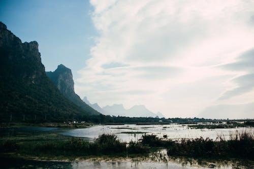Mountain and Seashore
