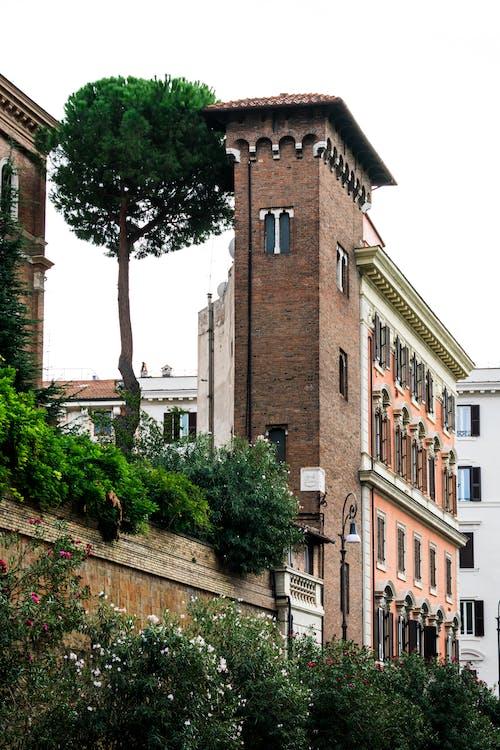 Free stock photo of 4k wallpaper, city, italy, rome