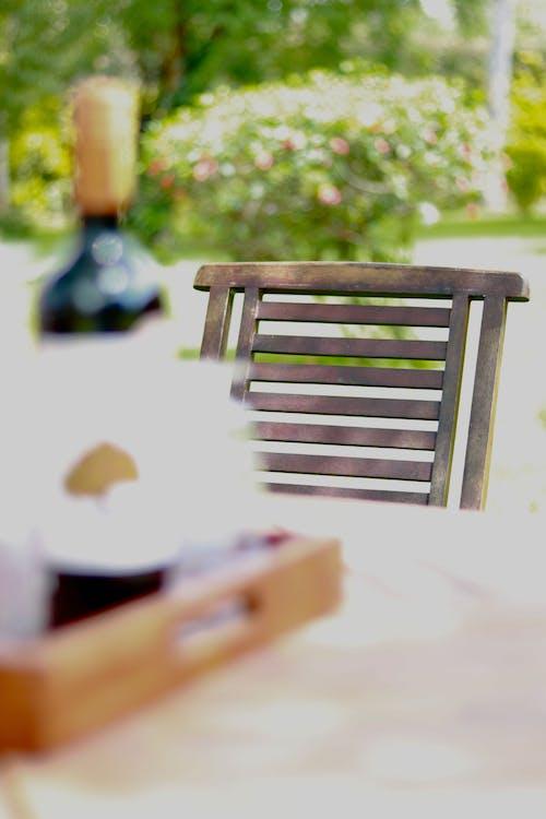 Gratis stockfoto met houten ketting, rode wijn