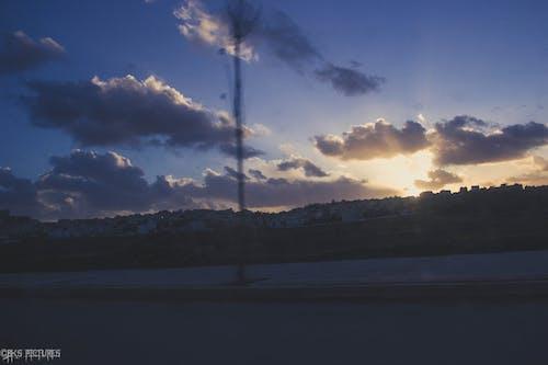 Kostnadsfri bild av blå, himmel, maroc, moroccoo