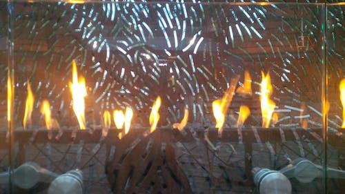 Foto profissional grátis de chama, copo, fogueira