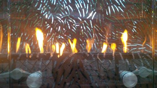 Foto profissional grátis de copo, f, fogo, fogueira