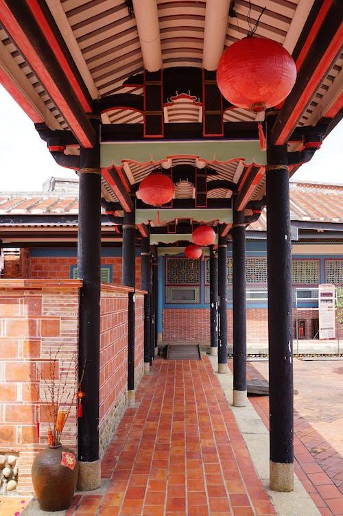 คลังภาพถ่ายฟรี ของ สถาปัตยกรรมจีน