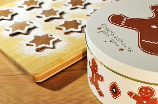 Free stock photo of sugar, cookies, christmas, xmas