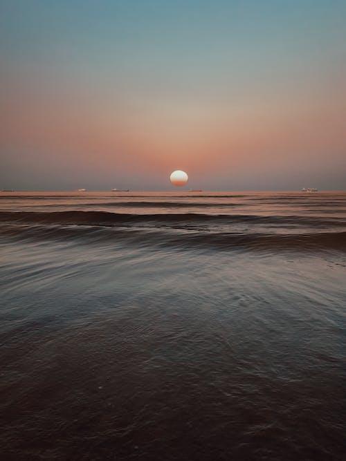 天性, 平靜的水, 平靜的水面, 戶外 的 免費圖庫相片