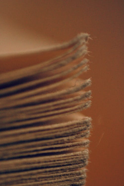 Free stock photo of book pages, books, close up, macro photo