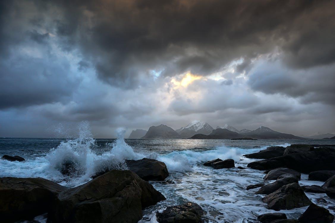 Free stock photo of arctic, arctic beach, arctic landscape