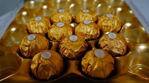 Free stock photo of chocolate, Ferrero, love