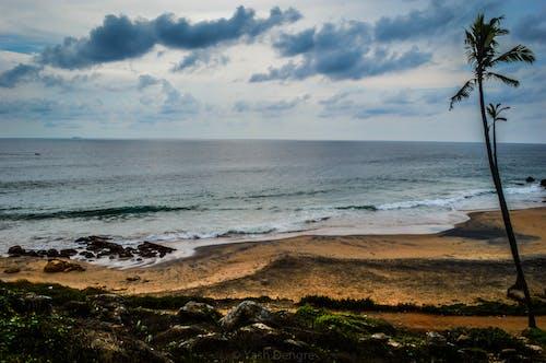 Free stock photo of beach, calm, kerala