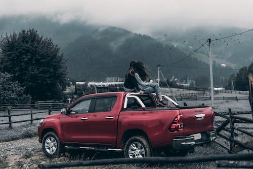 Fotobanka sbezplatnými fotkami na tému auto, automobilový priemysel, búrka, foggy krajina