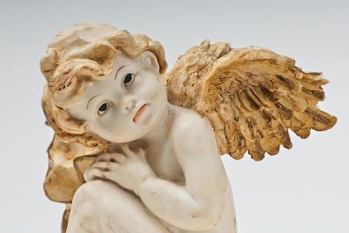Gratis lagerfoto af engel