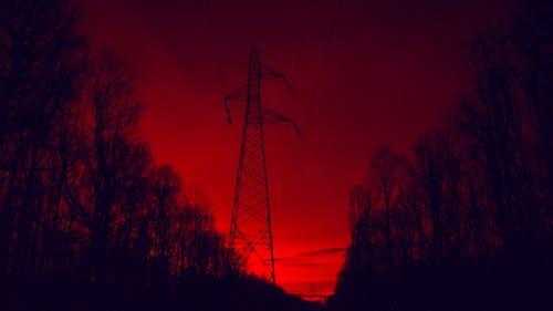 Free stock photo of beautiful landscape, Beautiful sunset, dark, wallpaper
