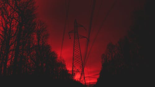 Free stock photo of beautiful landscape, Beautiful sunset, dark