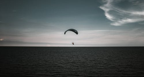Photo Of Parachute During Daytime