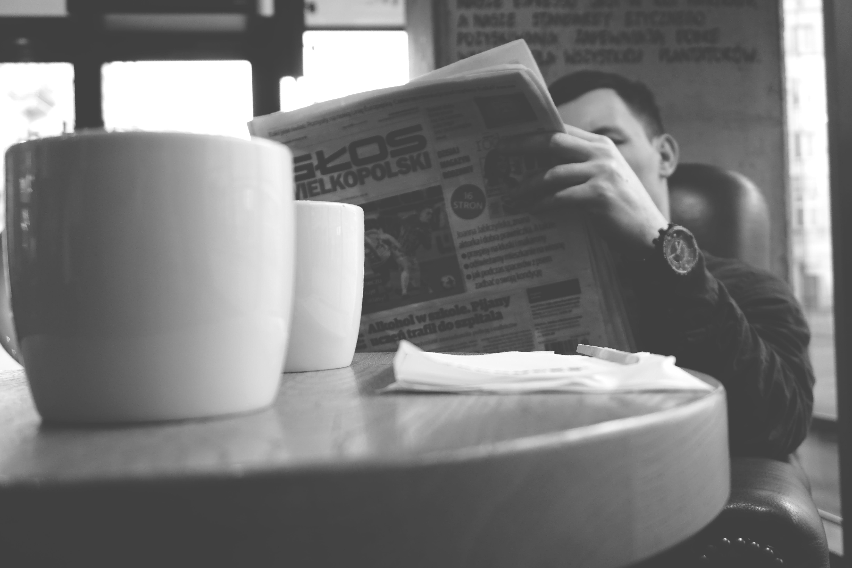 Безкоштовне стокове фото на тему «їжа, всередині, газета, дорослий»