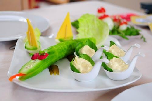 Kostnadsfri bild av grönsaker, måltid, mat, restaurang