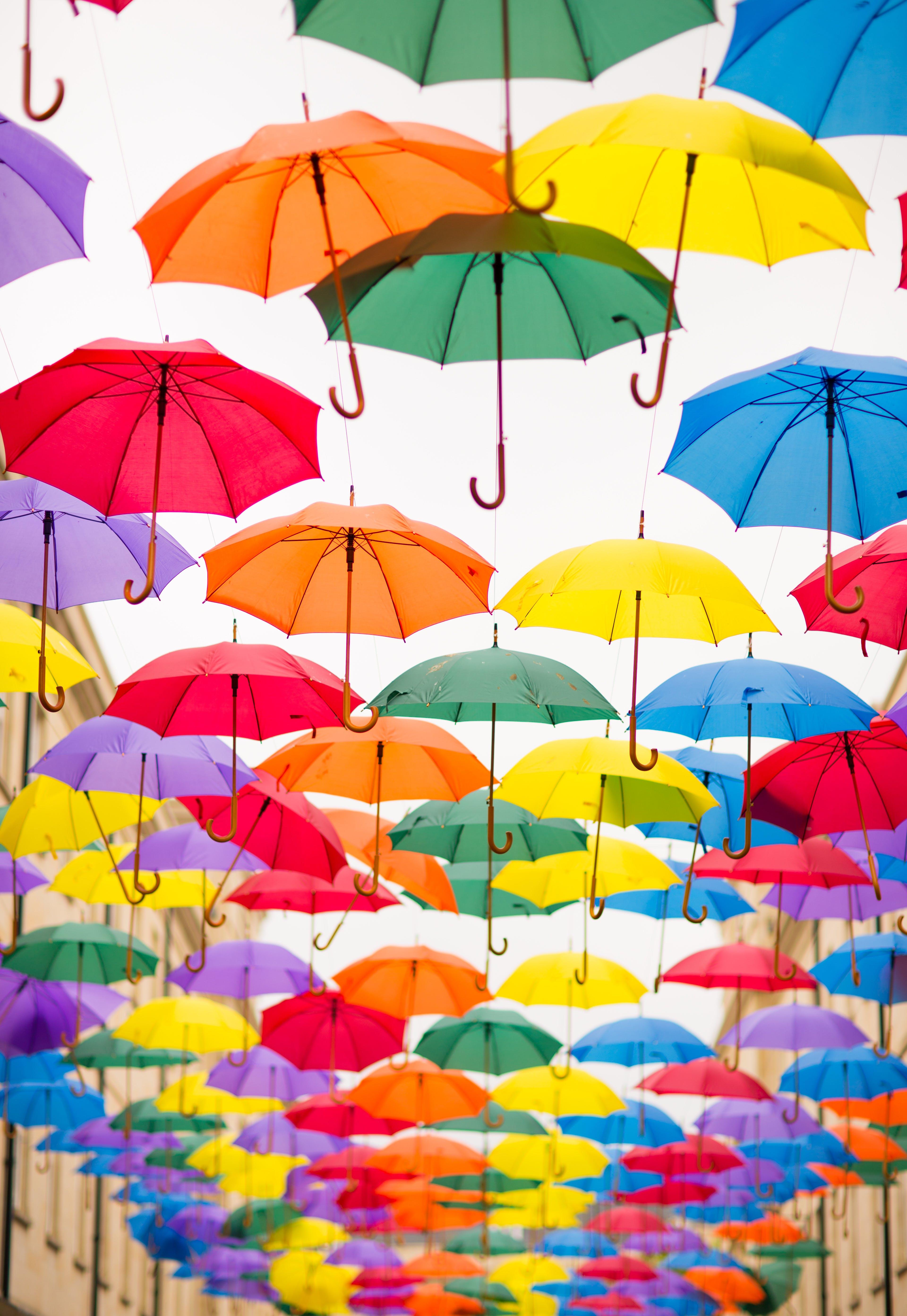 Umbrella Lot
