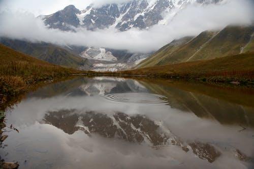 Základová fotografie zdarma na téma jezero v hoře