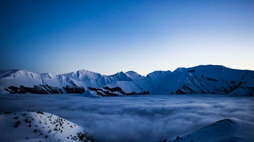 Základová fotografie zdarma na téma dobrodružství, hora, krajina, led