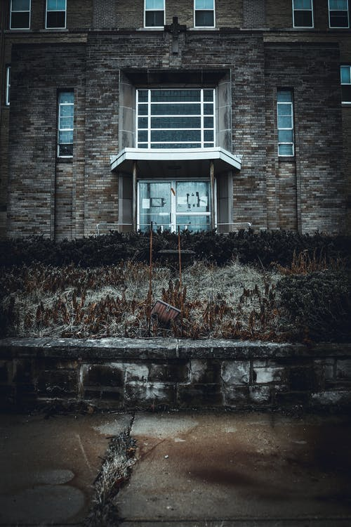 Free stock photo of haunted, moody, old building, spooky