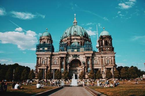 abide, ağaç, Almanya, Berlin içeren Ücretsiz stok fotoğraf