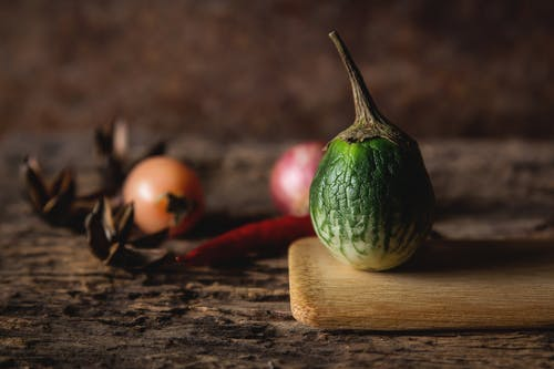 Free stock photo of art, dark, eggplants, fruit