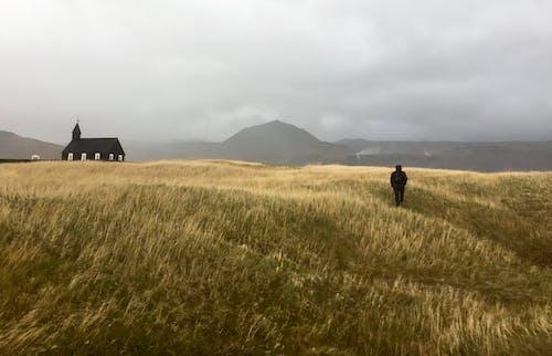 kara, kilise, siyah içeren Ücretsiz stok fotoğraf