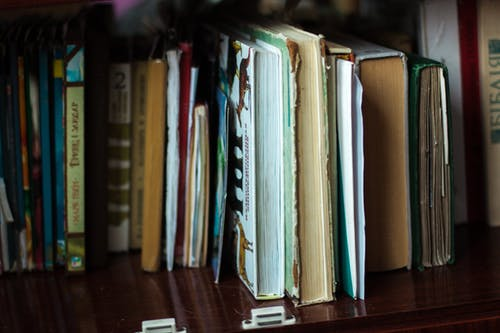 Free stock photo of books
