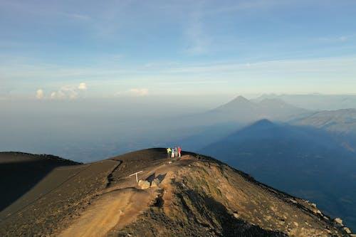 Free stock photo of guatemala, hike, volcano
