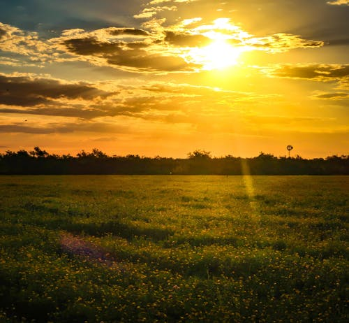 Darmowe zdjęcie z galerii z #sunset #country #wallpaper #screensaver #