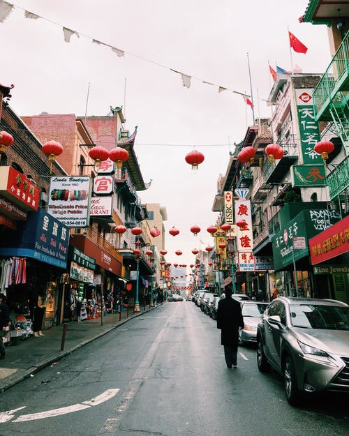 Free stock photo of chinatown, photography, san francisco, street