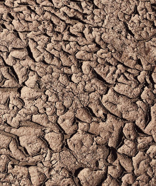 Free stock photo of desert, dirt, dried, mud