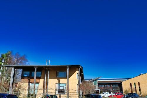 Photos gratuites de bleu, chez-soi, délabrement, délabrement du logement