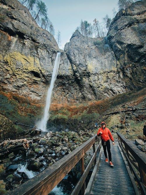 Foto d'estoc gratuïta de activitat, admirar, altitud, aventura