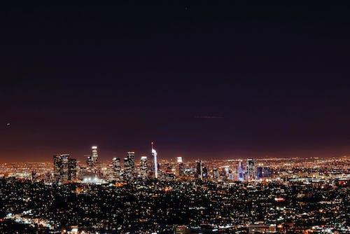 건물, 공중 촬영, 도시, 도시 풍경의 무료 스톡 사진