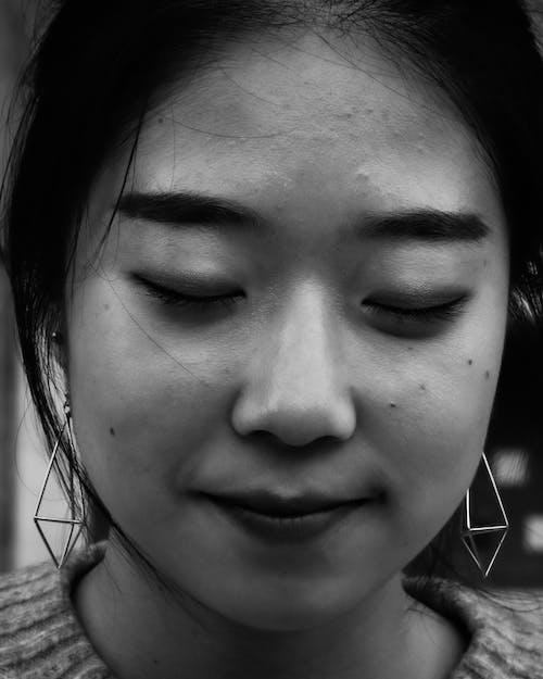 Free stock photo of breath, korean