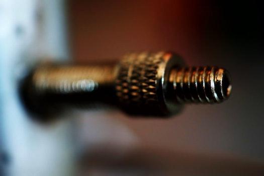 Free stock photo of bicycle valve