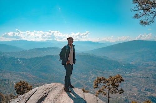 Kostnadsfri bild av almora, äventyrsresa, äventyrsresande, berg