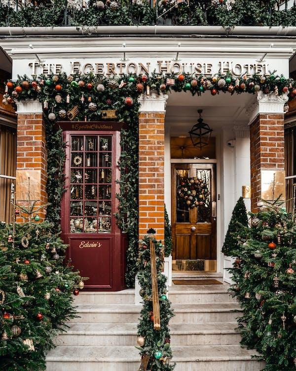 adornos de navidad, adornos navideños, casa