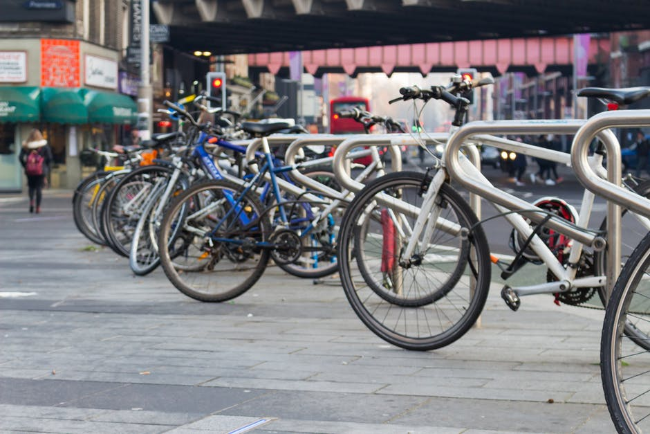 New free stock photo of city, people, street