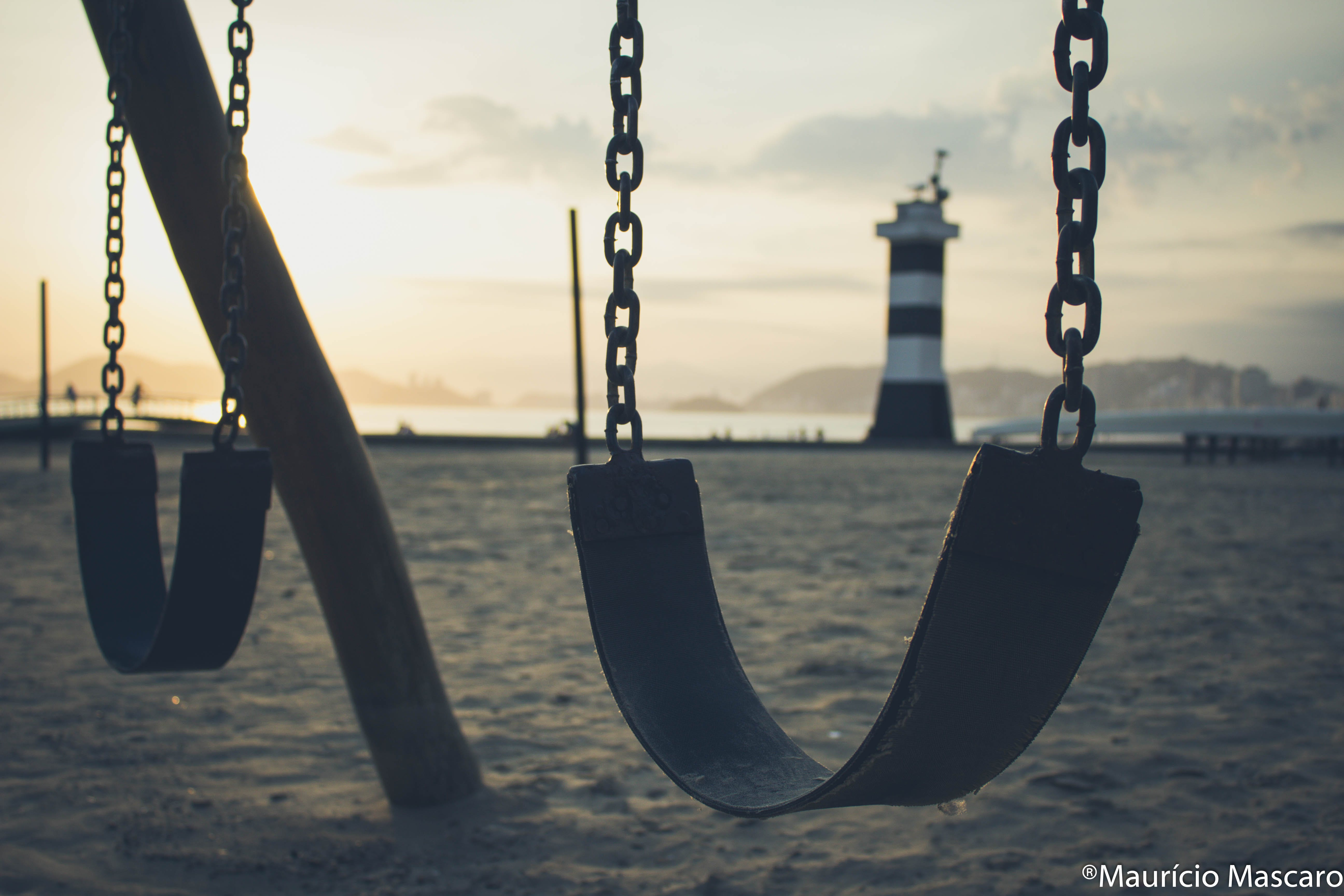 Free stock photo of sunset, beach, sunlight, minimal