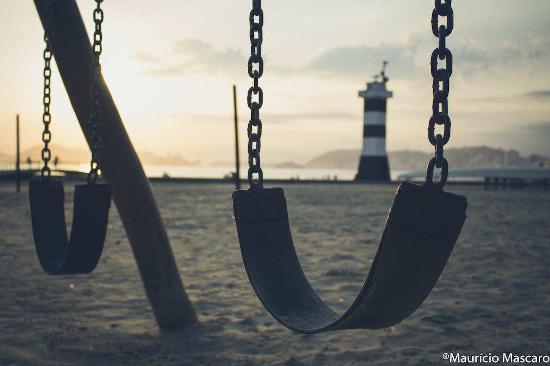 Základová fotografie zdarma na téma minimální, perspektiva, písečná pláž
