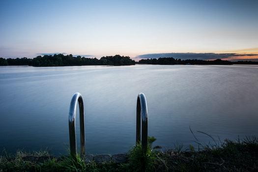 Free stock photo of sea, lake, pool